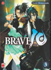 Brave 10 -3- Tome 3