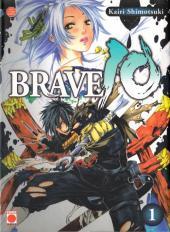 Brave 10 -1- Tome 1