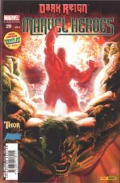 Marvel Heroes (Marvel France - 2007) -29- De toutes les couleurs