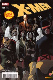 X-Men (Marvel France 1re série - 1997) -158- Le repli