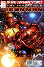 Invincible Iron Man (2008) -1Free- Armageddon days