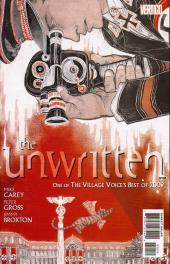 Unwritten (The) (2009) -10- The liar