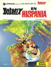 Astérix (en espagnol) -14- Astérix en Hispania