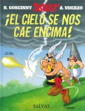 Astérix (en espagnol) -33- ¡El cielo se nos cae encima!