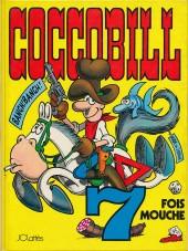 Coccobill -1- 7 fois mouche