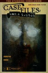 Case Files: Sam and Twitch (2003) -6- Have you seen me?