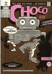 Choco série -Pub- L'Évasion de Chocotronic