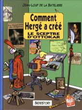 Comment Hergé a créé... -7- Le sceptre d'Ottokar