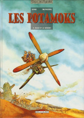 Les potamoks -3- Nous et le désert