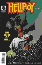 Hellboy (1994) -45- The bride of hell