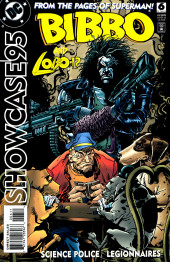 Showcase '95 (DC comics - 1995) -6- Issue # 6