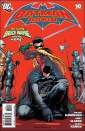 Batman and Robin (2009) -10- Batman vs Robin part 1 : the haunting of wayne manor