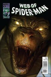 Web of Spider-Man Vol. 2 (Marvel comics - 2009) -6- Gauntlet origins : Lizard