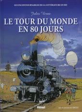 Les incontournables de la littérature en BD -2- Le Tour du monde en 80 jours