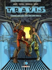 Couverture de Travis -1- Huracan