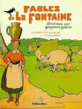 Les fables de La Fontaine (Rabier) -3- Tome 3