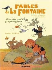 Les fables de La Fontaine (Rabier) -2- Tome 2