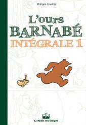 L'ours Barnabé (Boîte à bulles) -INT1- Intégrale 1