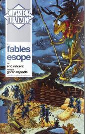 Classics Illustrated - Les fables d'Ésope