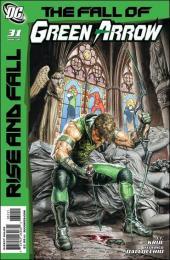 Green Arrow (I) (2010) -31- The fall of green arrow