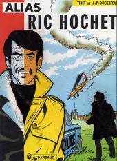 Ric Hochet -9a78- Alias ric hochet