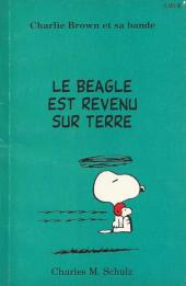 Charlie Brown et sa bande -6- Le beagle est revenu sur terre
