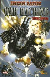 Iron Man (100% Marvel) - War Machine : Cœur de fer