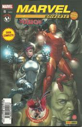 Marvel Universe Hors Série (Panini - 2008) -6- Fusion