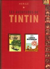 Tintin (France Loisirs 2007) -10- L'oreille cassé / L'étoile mysterieuse
