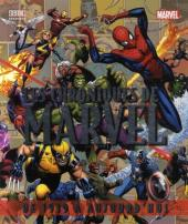 (DOC) Marvel Comics - Les chroniques de Marvel : de 1939 à aujourd'hui