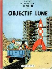 Tintin (Historique) -16B23bis- Objectif lune