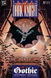 Batman: Legends of the Dark Knight (1989) -6- Gothic - part one of five