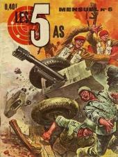 Les 5 As -6-  Chasse aux