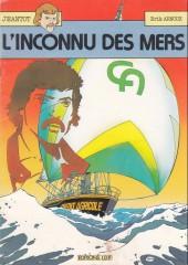 Jeantot -Pub- L'Inconnu des mers