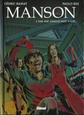 Manson -3- Par une longue nuit d'été