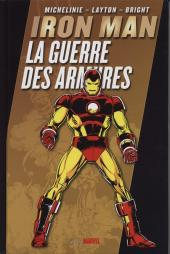 Best of Marvel -21- Iron Man : La Guerre des armures