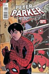 Peter Parker (2010) -1- Approching storms