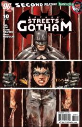 Batman: Streets of Gotham (2009) -10- The heroes