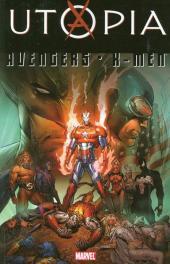 Dark Avengers/Uncanny X-Men: Utopia (2009) -INT- Utopia