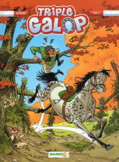 Triple galop -5- Tome 5