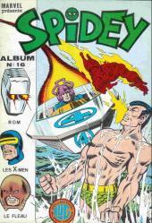 Spidey -Rec16- Album N°16 (du n°46 au n°48)