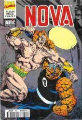 Nova (LUG - Semic) -Rec64- Album relié N°64 (du n°205 au n°207)