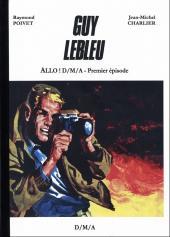 Guy Lebleu (édition pirate) -1- Allo ! D/M/A- Premier épisode