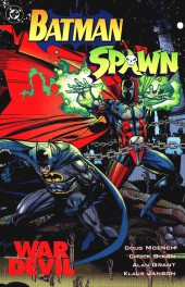 Batman-Spawn: War Devil (1994) -GN- War devil