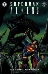 Superman vs Aliens (1995) -INT- Superman aliens