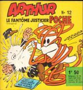 Arthur le fantôme (Poche) -12- Bing-bang-boum