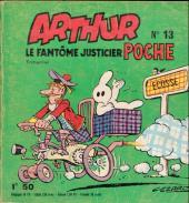Arthur le fantôme (Poche) -13- Préparation