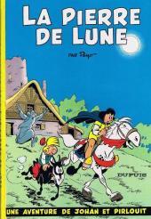 Johan et Pirlouit -4c64- La pierre de lune