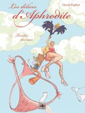 Les délices d'Aphrodite -1- Tombée des nues