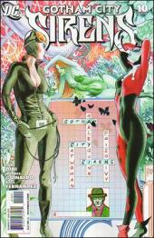 Gotham City Sirens (2009) -10- Taking sides